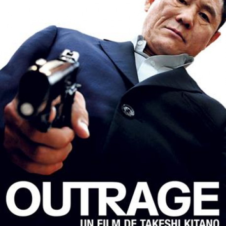 Outrage Stream