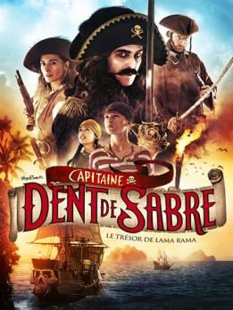 Captaine Dent de Sabre - le trésor de Lama Rama