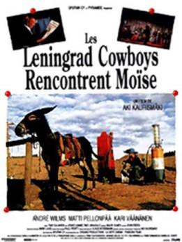 Les Leningrad Cowboys rencontrent Moïse (VOST)