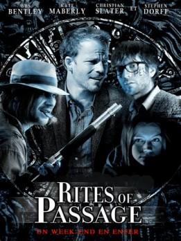 Rites of passage