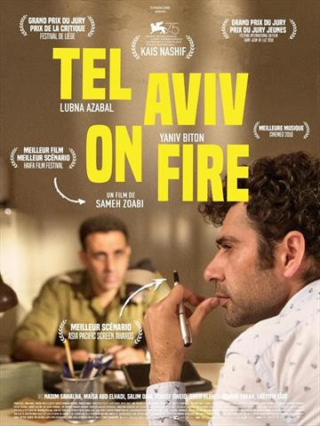 Tel Aviv on Fire (VOST)