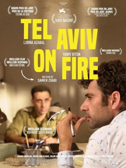 Tel Aviv on Fire (VOST)