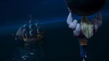 Capitaine Dent de Sabre et le diamant magique